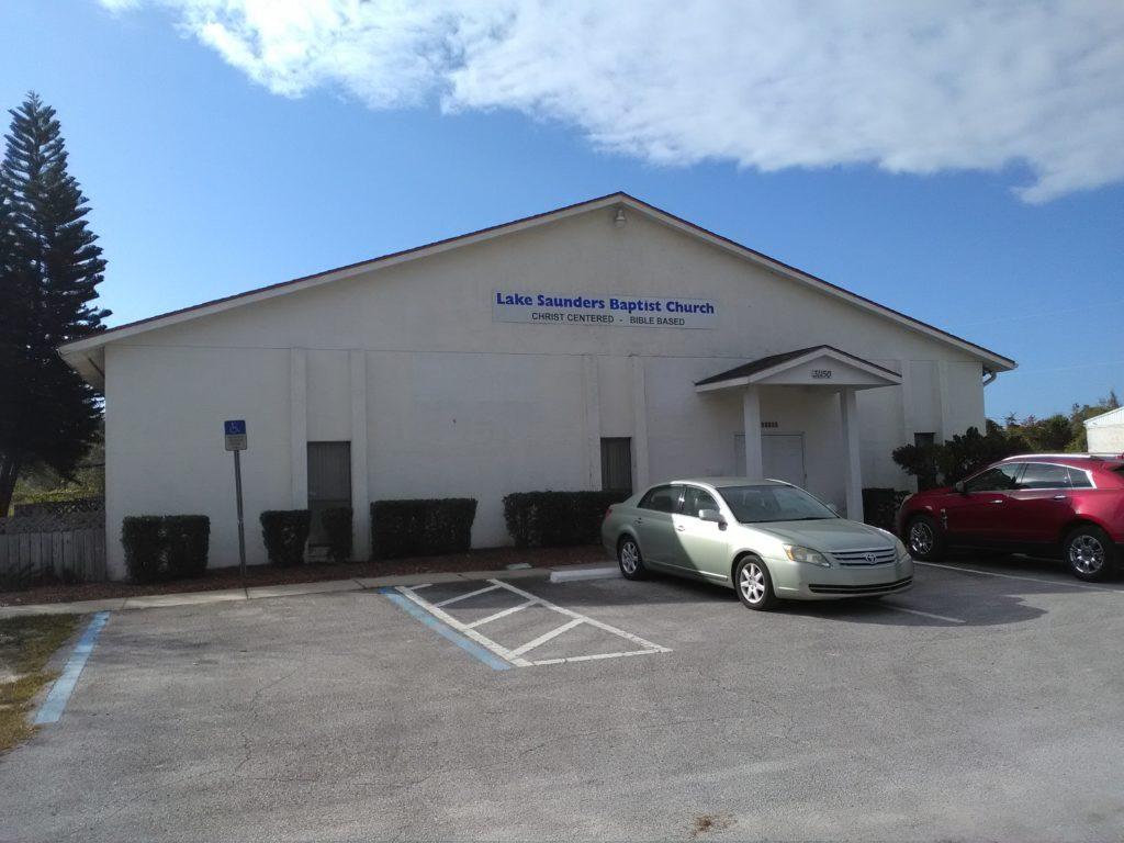 Lake Saunders Baptist Church