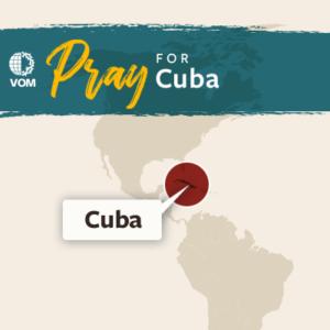 pray for cuba