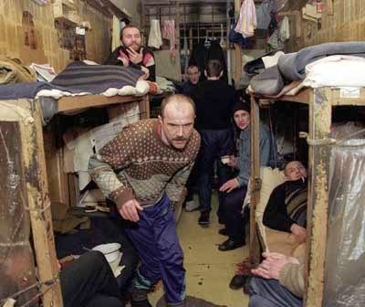 russian jail