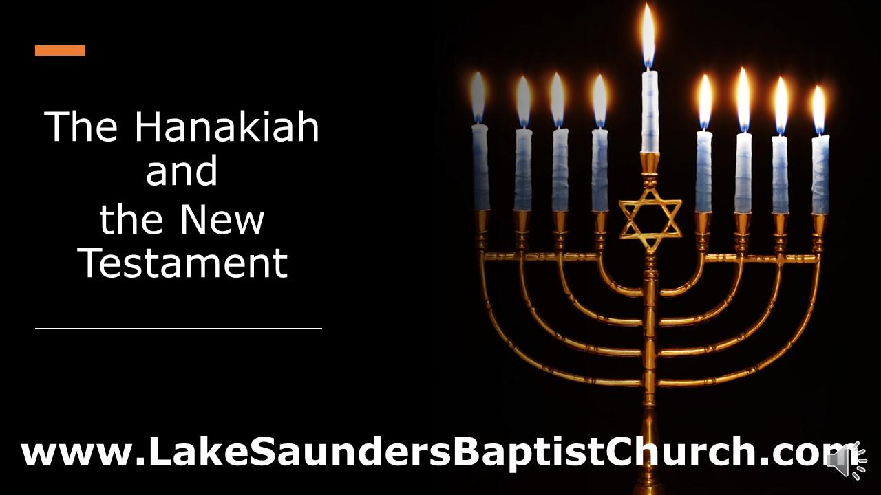 hanakiah and New testament