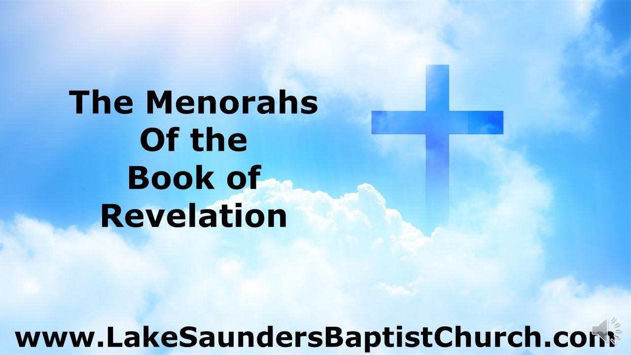 menorahs of revelation