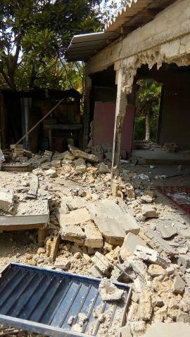 cuba church demolished